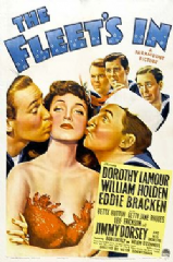 The Fleets In 1942 DVD - Dorothy Lamour / William Holden